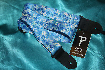 Perri's The Hope Collection Jacquard Guitar Strap Color My W