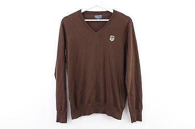 Mens Ralph lauren brown jumper size M stock No.C41