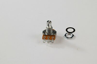 - Alpha Potentiometer Mini A25K Audio Taper Volume Pot