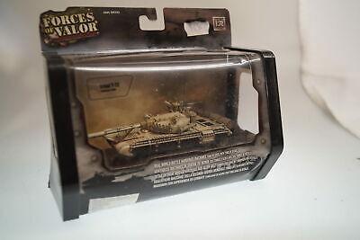 1:72 Unimax Fuerzas de Of Valor 85015 T-72 Bagdad 2003 Nuevo