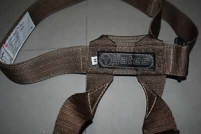 Yates Assault Climbing Belts Medium Used