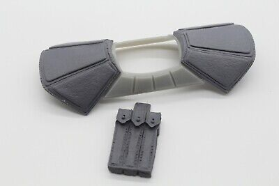 """Star Wars 1/6 ARC Trooper Fives Echo Style 12"""" scale Clone pauldron + ammo pouch"""