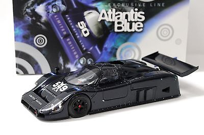 1:18 Exoto Jaguar XJR-9 STANDOX -Atlantis blue NEW bei PREMIUM-MODELCARS online kaufen