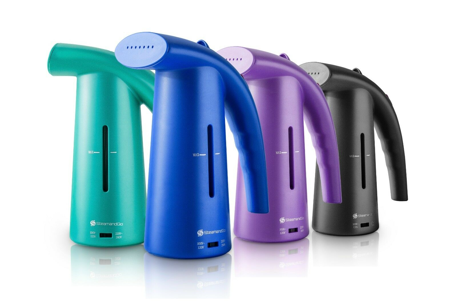 Steam and Go Handheld Travel Steamer – Ideal for travel or