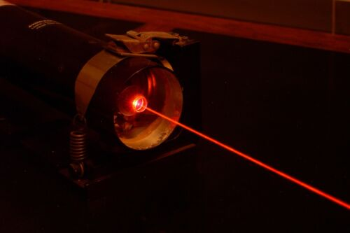 Melles Griot HeNe Laser 5mW  TESTED and WORKING