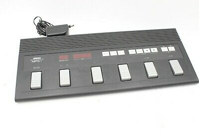 Yamaha MFC1 MIDI Foot Controller w/ power supply for sale  Shipping to India