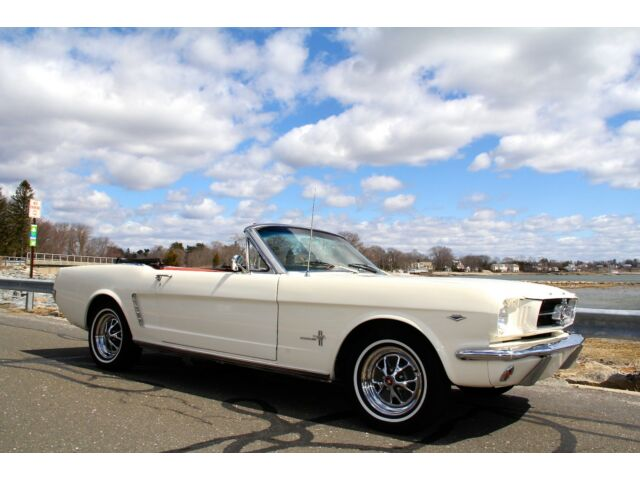 Ford : Mustang CONVERTIBLE 1965 mustang convertible restored well sorted great driver