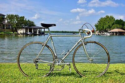 8353599f7 Eddy Merckx Professional Eroica Vintage Road Bike  Campagnolo Super Record   54cm