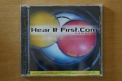 Hear It First Com Sampler    C194