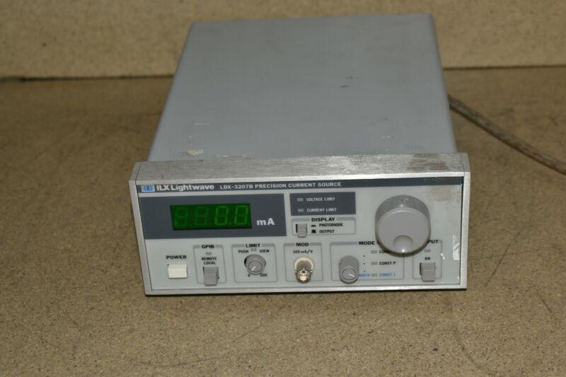 ^^ ILX LIGHTWAVE LDX-3207B PRECISION CURRENT SOURCE