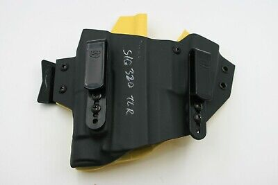 T.Rex Arms SIG P320 Compact 3.9 TLR-1 Sidecar Appendix Kydex Holster New!!
