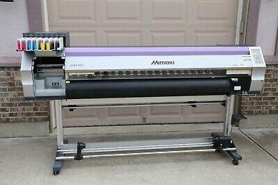 Mimaki Jv33-160 Solvent Printer Mutoh Roland Canon Graphtec Summa Gbc Plotter