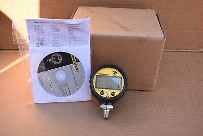 Enerpac Dgr2 Digital Hydraulic Pressure Gauge 0-20000 Psi 14 Npt Male