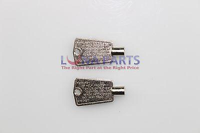 Pack of 2 Freezer Door Keys Frigidaire WP842177 Whirlpool Re