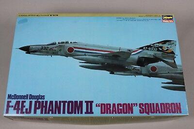 ZF028 Hasegawa 1/48 maquette P2X:2500 mcdonnell douglas F-4EJ phantom II Dragon
