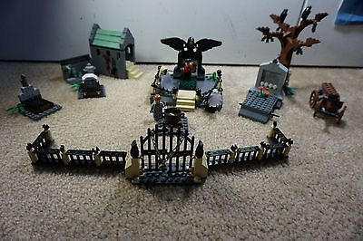 Lego Harry Potter and the Goblet of Fire Graveyard Duel 4766 100% With Box