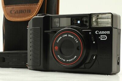 【N.MINT】Canon Autoboy 2 QD /AF35M II Camera【ISO 1000】made in & from JAPAN #b11