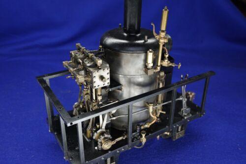 Tom Thumb Locomotive Live Steam Engine, Friends Steam Models