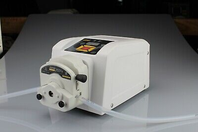 Medical Laboratory Peristaltic Pump 110v-220v With Foot Pedal Easy Replace Tube