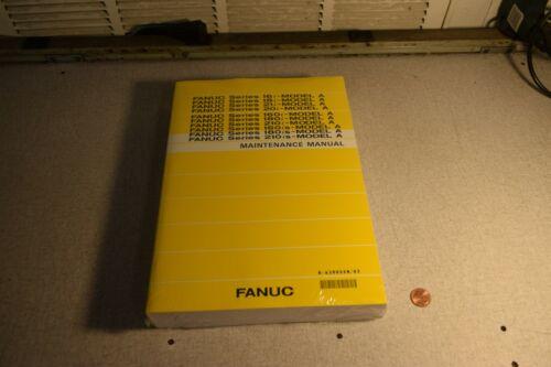 Fanuc B-63005EN/02 Maintenance Manual
