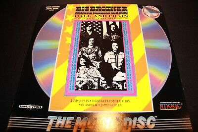 Big Brother and the Holding Company: Ball and Chain - laserdisc](Ball And Chain Movie)
