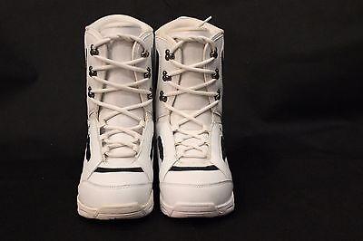 Women's Spice Drive Snowboard boots (7) White/Black - complement boards burton
