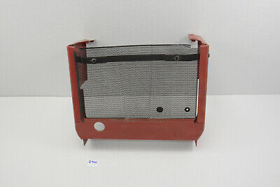Satoh Beaver S370 Diesel Tractor Grille Assy W Support Bonnet Mitsubishi S 370