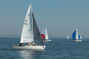 1982 J24 Sailboat for sale... full racing package