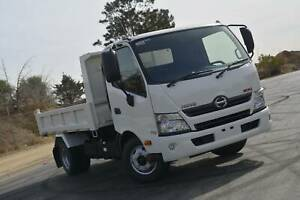 Hino 717 - 300 Series Tipper Regency Park Port Adelaide Area Preview