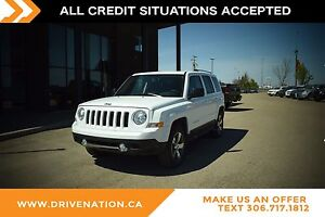 2016 Jeep Patriot Sport/North 4WD, Block heater, Cruise contr...