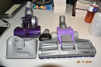 Lot of 4 Genuine Dyson Attachment Accessories Tools Parts Bare Floors Pet DEAL!