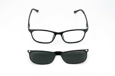 Gleitsichtbrille ,Magnet Sonnenbrille, ultraleicht  in Sehstärke