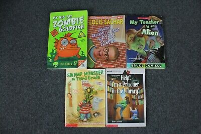 Spooky Kid Stories (5 Kids Chapter Books, Scholastic, Spooky Stories, Chapter Books, Wayside)