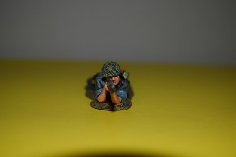 King and Country 54mm toy soldiers german