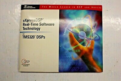 Ti Express Dsp Real-time Software Technology For Tms320 Dsps