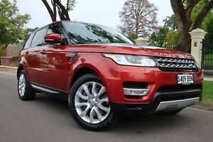 2014 Range Rover Range Rover SPORT 3.0 SDV6 HSE Automatic SUV Prospect Prospect Area Preview