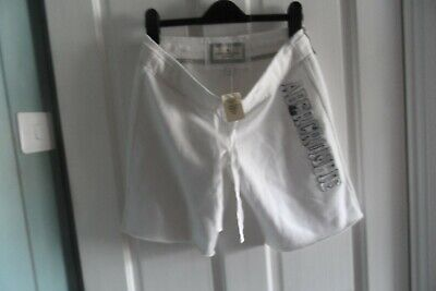 NWT Abercrombie & Fitch White Shorts Size S (29
