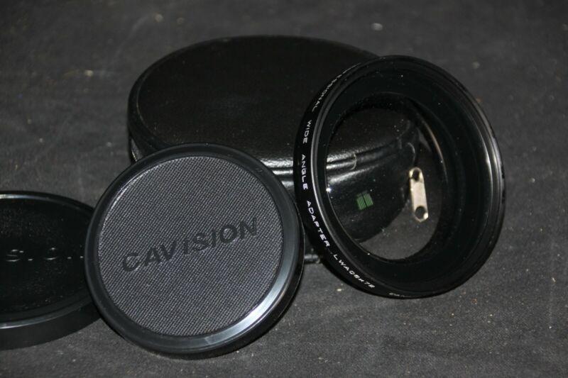 CAVISION Wide Angle Lens Adapter WA06x72