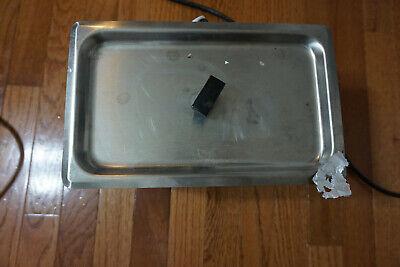 Fisher Fs-14 Ultrasonic Solid State Water Bath Waterbath Sonic Cleaner Heater