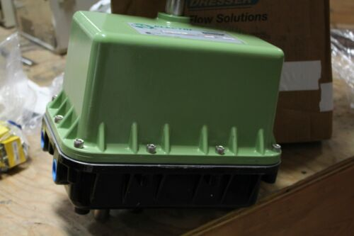 NEW RCS ElectriPowr Dresser Flow Control MAR 250-60 Actuator 115V 50-60Hz