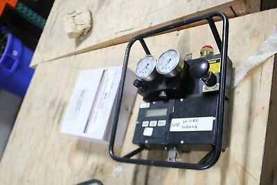 Spx Otc In-line Hydraulic Tester 4221 C-75 Gpm