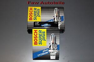 BOSCH-FR-7-LDC-Super-Plus-Bujias-4x-Fr7ldc-0242235668-BMW-AUDI-VW