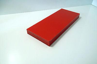 7875) PVC, Polyvinylchlorid, rot, 30mm