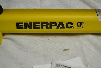 New Enerpac P392 Hydraulic Hand Pump 2-stage 700 Bar 200-10000psi Open Box