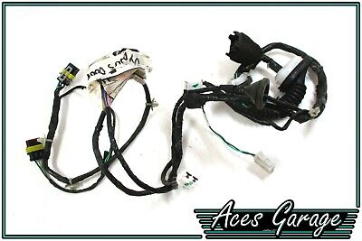 Front RH Right Drivers Door Wiring Harness Loom VX VY VZ Commodore Parts #4 Aces