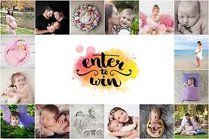 WIN A MATERNITY, NEWBORN, FAMILY OR CAKE SMASH PHOTO SHOOT Booragoon Melville Area Preview
