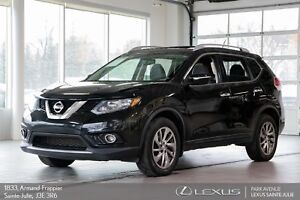 2014 Nissan Rogue *NOUVEL ARRIVAGE* SL * AWD * CUIR * GPS *