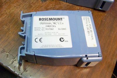 Rosemount 244eri5f6 Temperature Transmitter