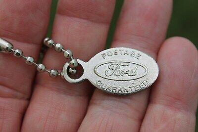 Original nos Ford motor co. automobile key promo auto accessory