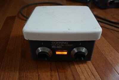 Corning Pc351 Pc-351 Stirrer Mixer Hotplate Magnetic Hot Plate Laboratory Dfkl